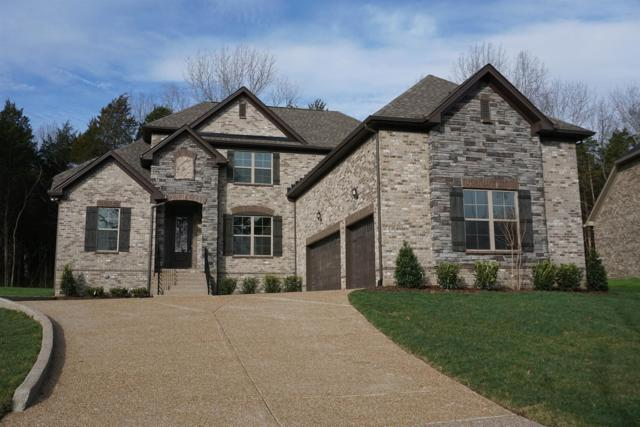 115 Watermill Lane Lot 122, Lebanon, TN 37087 (MLS #2015999) :: The Helton Real Estate Group