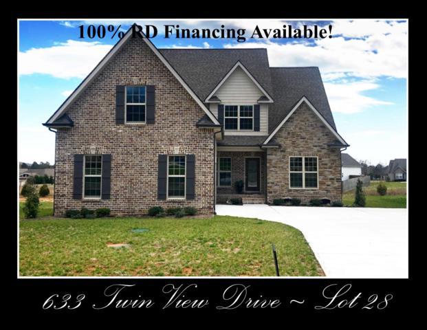 633 Twin View Drive - Lot 28, Murfreesboro, TN 37128 (MLS #2016347) :: REMAX Elite