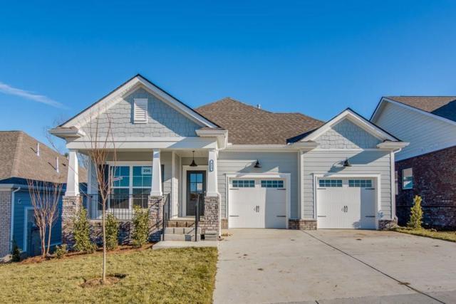 413 Butler Road, Lot #206, Mount Juliet, TN 37122 (MLS #2016411) :: Team Wilson Real Estate Partners