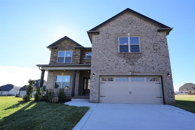 1320 Upland Terrace Lot 182, Clarksville, TN 37040 (MLS #2016847) :: Nashville's Home Hunters