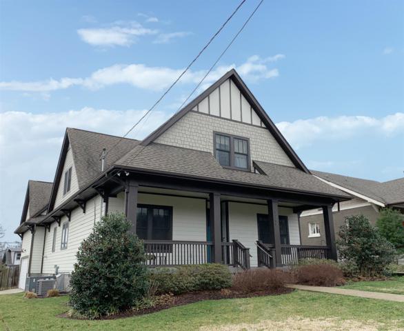 1209 Linden Ave, Nashville, TN 37212 (MLS #2016943) :: RE/MAX Choice Properties