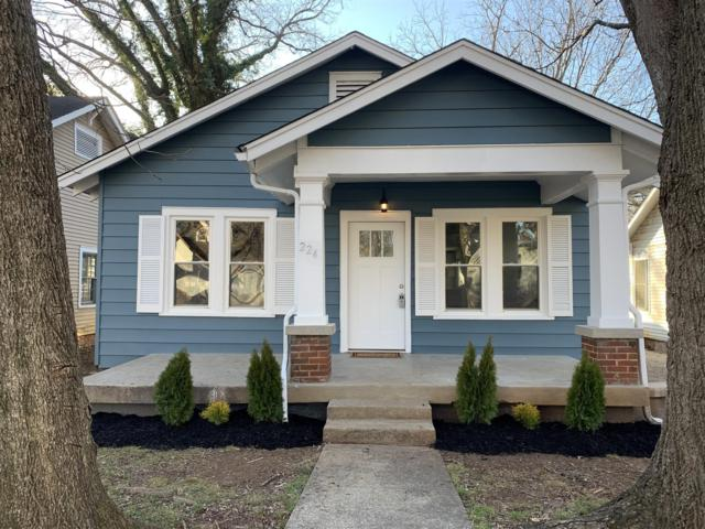 224 S Bilbro Ave, Murfreesboro, TN 37130 (MLS #2017030) :: Nashville on the Move