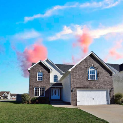 3737 Tradewinds Ter, Clarksville, TN 37040 (MLS #2017206) :: Cory Real Estate Services