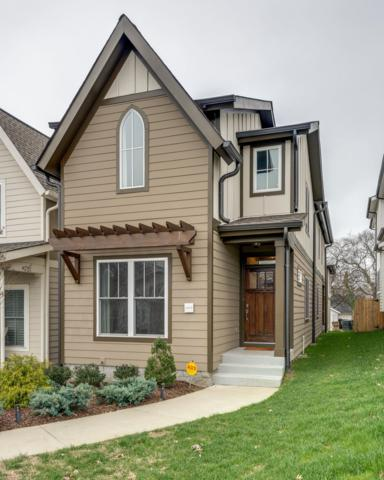 1013 B Caldwell Avenue, Nashville, TN 37204 (MLS #2017483) :: RE/MAX Choice Properties