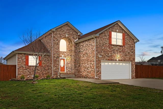3448 Quicksilver Ln, Clarksville, TN 37042 (MLS #2017540) :: John Jones Real Estate LLC
