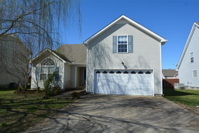 3652 Aurora Dr, Clarksville, TN 37040 (MLS #2017654) :: RE/MAX Choice Properties