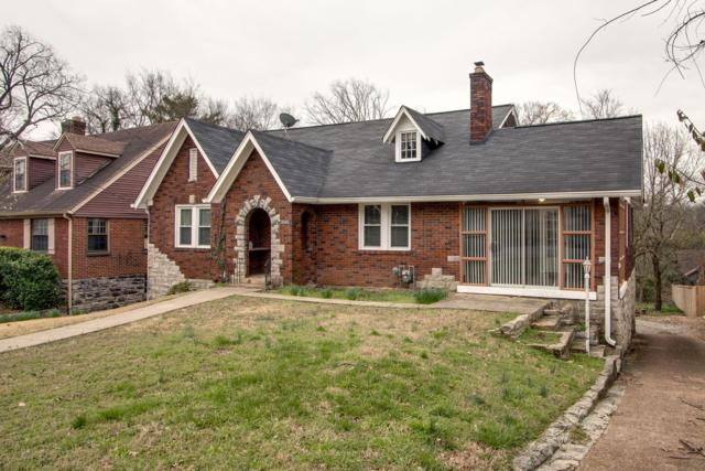 3207 Acklen Ave, Nashville, TN 37212 (MLS #2017676) :: Ashley Claire Real Estate - Benchmark Realty