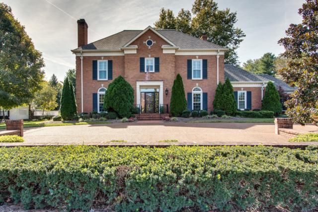 6001 Belle Rive Dr, Brentwood, TN 37027 (MLS #RTC2017953) :: Ashley Claire Real Estate - Benchmark Realty