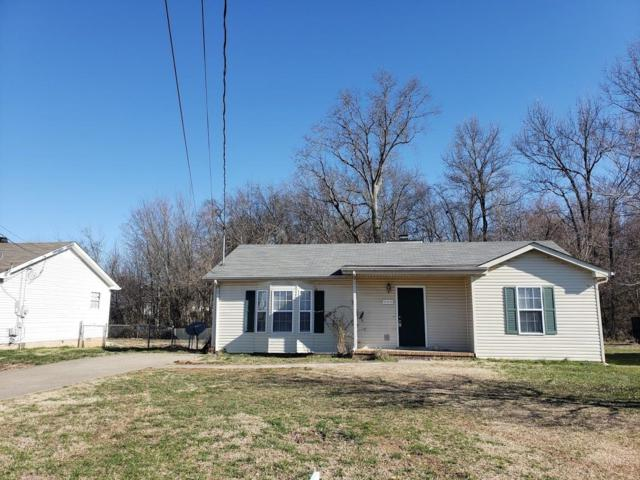 805 Carbondale, Oak Grove, KY 42262 (MLS #2017992) :: The Group Campbell powered by Five Doors Network