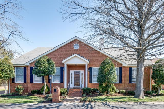 201 Lexington Way, Hermitage, TN 37076 (MLS #2018341) :: Ashley Claire Real Estate - Benchmark Realty