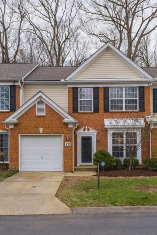 601 Old Hickory Blvd # 29, Brentwood, TN 37027 (MLS #2018388) :: Exit Realty Music City