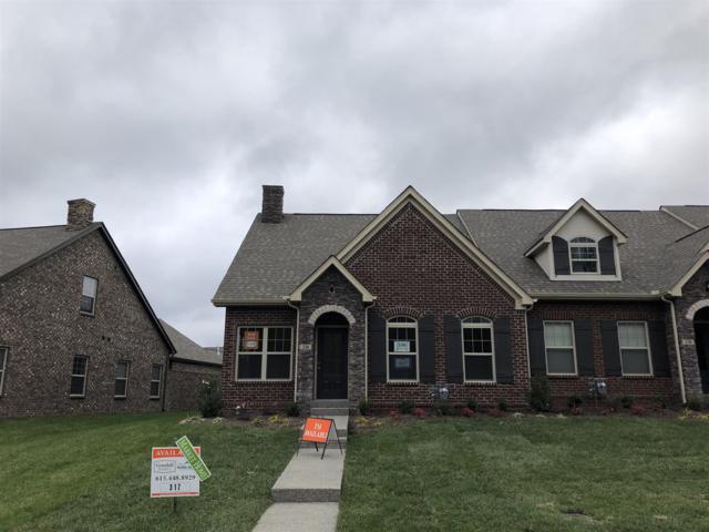 336 Carellton Drive-Lot 317, Gallatin, TN 37066 (MLS #2018755) :: RE/MAX Homes And Estates