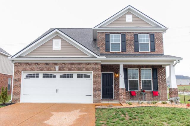 628 Foster Ln, Mount Juliet, TN 37122 (MLS #2018797) :: John Jones Real Estate LLC