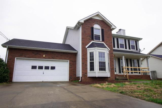 1249 Archwood Dr, Clarksville, TN 37042 (MLS #2018839) :: Nashville on the Move