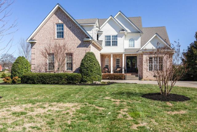 1001 St Hubbins Dr, Spring Hill, TN 37174 (MLS #2019015) :: Nashville's Home Hunters