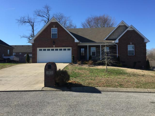 512 Cardinal Cir, Westmoreland, TN 37186 (MLS #2019029) :: RE/MAX Choice Properties