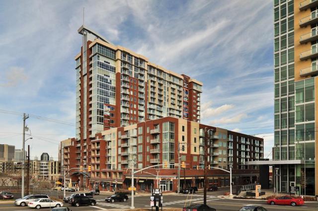 600 12Th Ave S Apt 540, Nashville, TN 37203 (MLS #2019279) :: RE/MAX Choice Properties