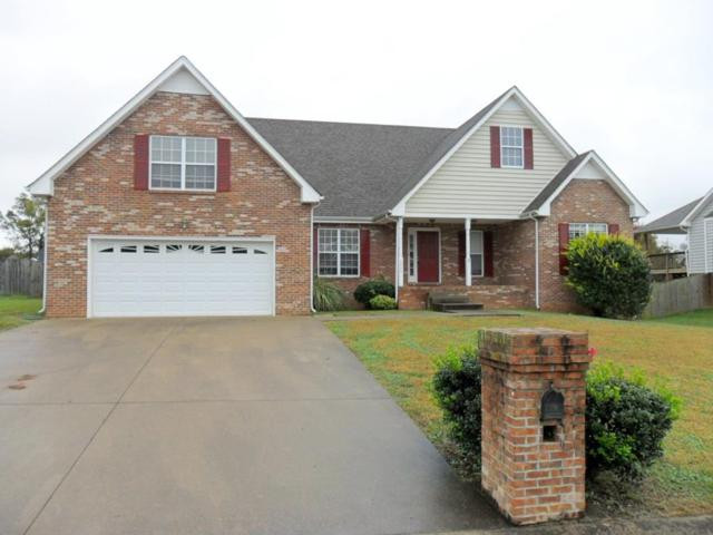 3888 Rhonda Ct, Clarksville, TN 37040 (MLS #2019350) :: Nashville's Home Hunters