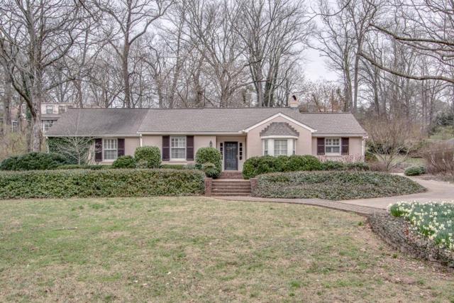 3417 Valley Brook Rd, Nashville, TN 37215 (MLS #2019371) :: Team Wilson Real Estate Partners