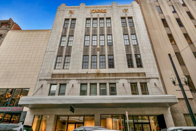239 5Th Ave N Apt 401, Nashville, TN 37219 (MLS #2019381) :: RE/MAX Choice Properties