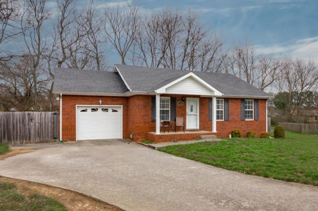 364 Maple Park Dr, Clarksville, TN 37040 (MLS #2019554) :: Nashville on the Move