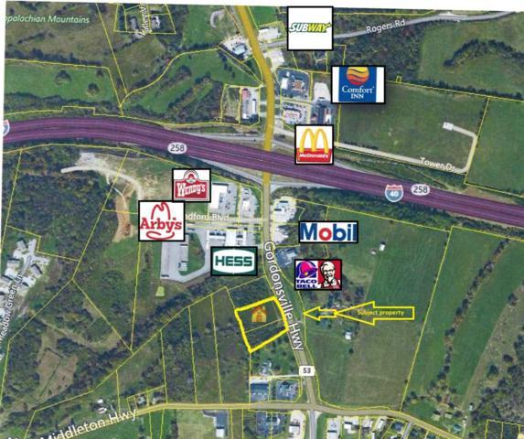 508 Gordonsville Hwy, Gordonsville, TN 38563 (MLS #RTC2019679) :: REMAX Elite
