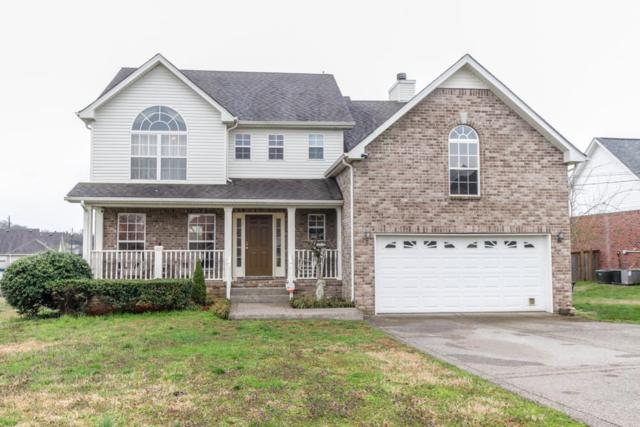 605 Hornsby Ln, Murfreesboro, TN 37129 (MLS #2019716) :: DeSelms Real Estate