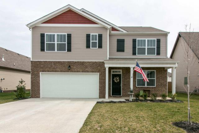 1237 Winterset Dr, Clarksville, TN 37040 (MLS #2019770) :: Ashley Claire Real Estate - Benchmark Realty