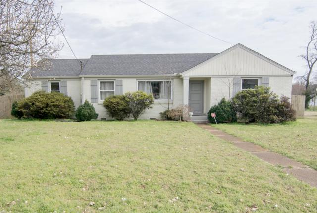 1321 Harwood Dr, Nashville, TN 37206 (MLS #2019800) :: The Milam Group at Fridrich & Clark Realty