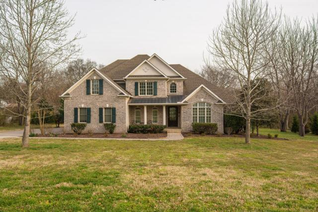 922 Waterswood Dr, Nashville, TN 37220 (MLS #2019936) :: FYKES Realty Group