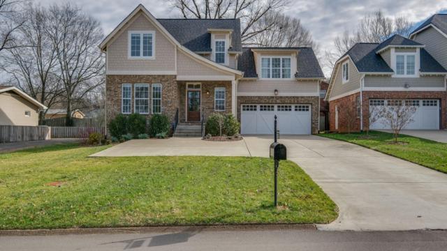 1022 B Edwin Warner Dr, Nashville, TN 37205 (MLS #2020340) :: Ashley Claire Real Estate - Benchmark Realty
