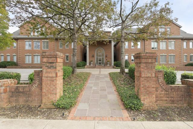 3733 West End Ave Apt 106, Nashville, TN 37205 (MLS #2020385) :: The Milam Group at Fridrich & Clark Realty