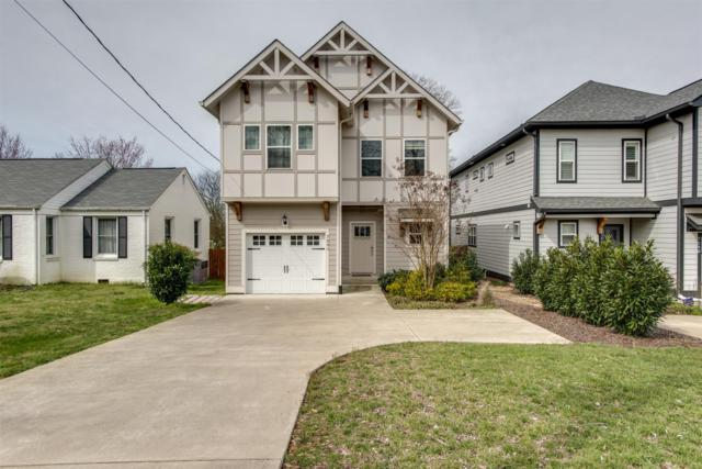 709 A Skyview Dr, Nashville, TN 37206 (MLS #2020392) :: RE/MAX Homes And Estates