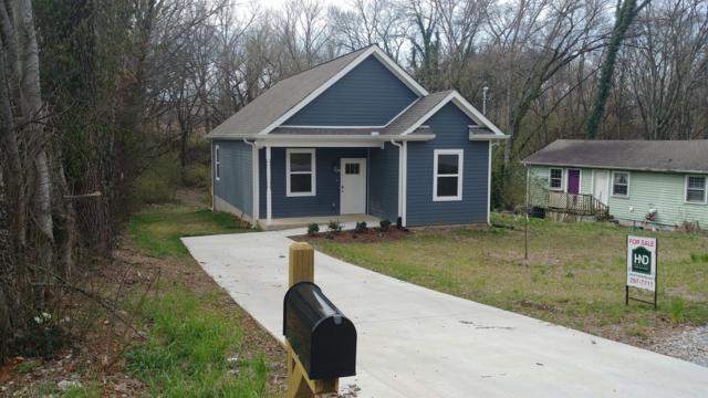 2525 Delk Avenue, Nashville, TN 37208 (MLS #2020421) :: Ashley Claire Real Estate - Benchmark Realty