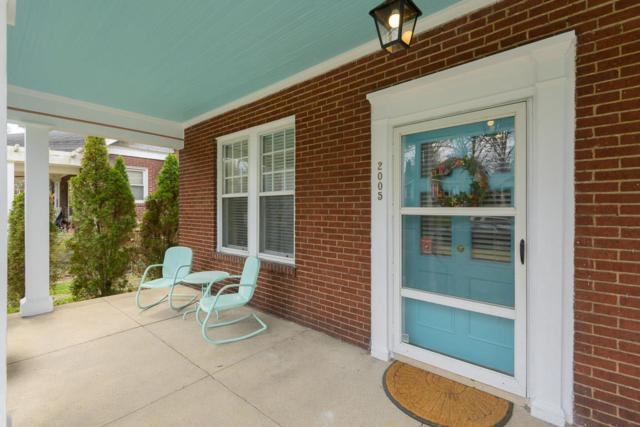 2005 19Th Ave S, Nashville, TN 37212 (MLS #2020437) :: Ashley Claire Real Estate - Benchmark Realty