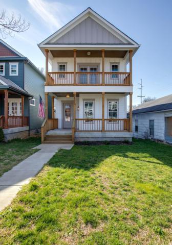 5211 B Illinois Ave, Nashville, TN 37209 (MLS #2020452) :: Ashley Claire Real Estate - Benchmark Realty