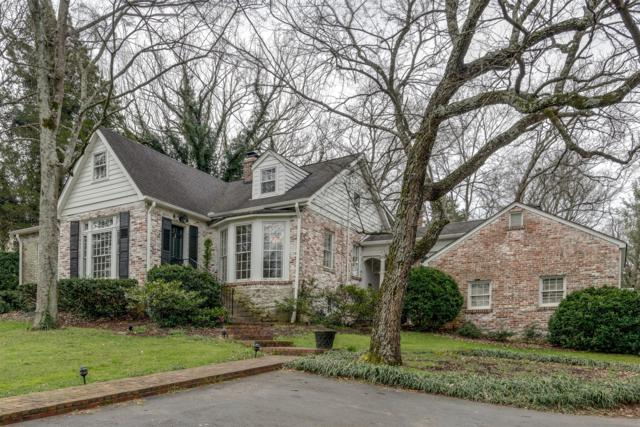 3819 Harding Pl, Nashville, TN 37215 (MLS #2020620) :: Ashley Claire Real Estate - Benchmark Realty