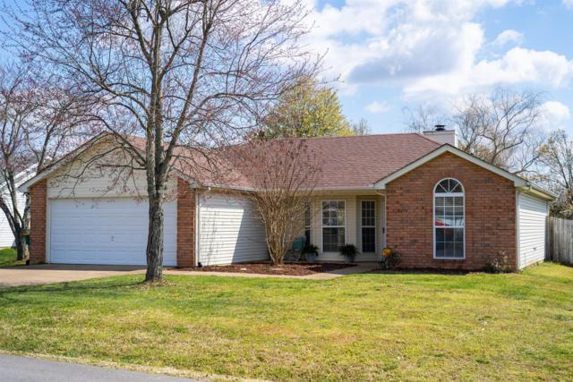 2306 Lance Ln, Spring Hill, TN 37174 (MLS #2020636) :: Stormberg Real Estate Group