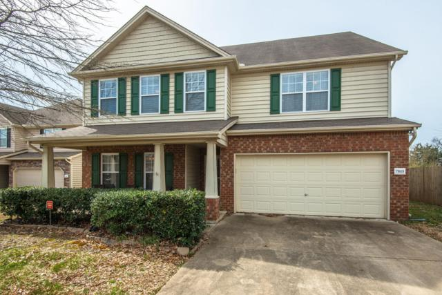 7809 Oakfield Grv, Brentwood, TN 37027 (MLS #2020669) :: Exit Realty Music City
