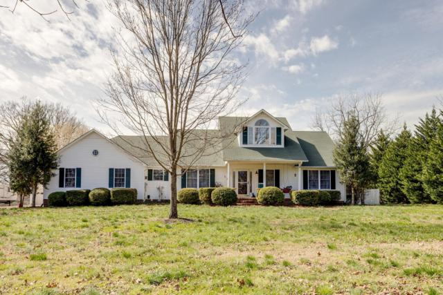 172 Caldwell Road, Summertown, TN 38483 (MLS #2020798) :: HALO Realty