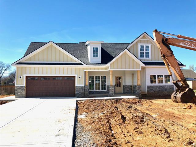 617 Laurel Lane, Lot 224, Murfreesboro, TN 37127 (MLS #2020949) :: Nashville on the Move