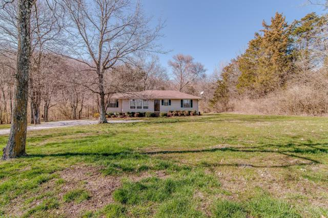 1889 Carters Creek Pike, Franklin, TN 37064 (MLS #2020966) :: The Milam Group at Fridrich & Clark Realty