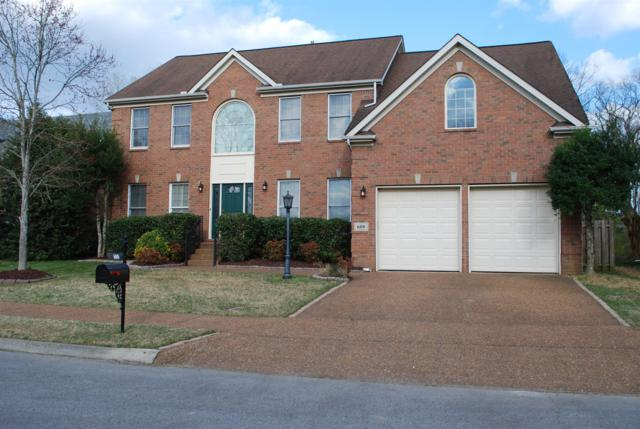 600 Crofton Park Ln, Franklin, TN 37069 (MLS #2020970) :: Ashley Claire Real Estate - Benchmark Realty