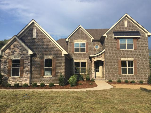 110 Watermill Lane Lot 5, Lebanon, TN 37087 (MLS #2020980) :: The Helton Real Estate Group
