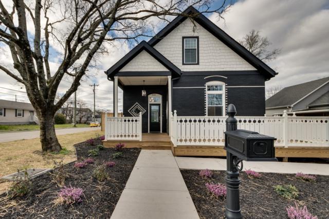 6101 New York Ave, Nashville, TN 37209 (MLS #2021031) :: RE/MAX Choice Properties