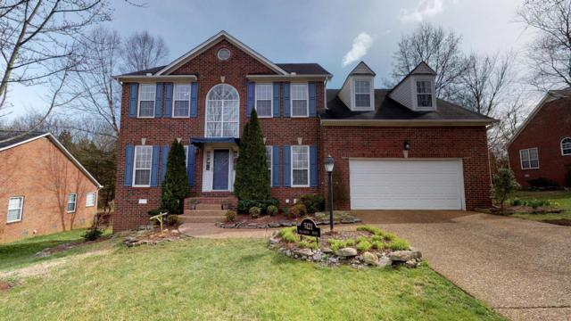 5121 Millbrook Dr, Nashville, TN 37221 (MLS #2021109) :: John Jones Real Estate LLC