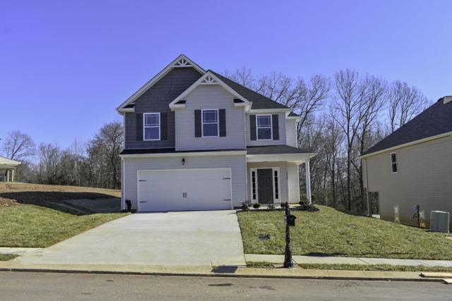 1005 Black Oak Circle, Clarksville, TN 37042 (MLS #2021242) :: Cory Real Estate Services