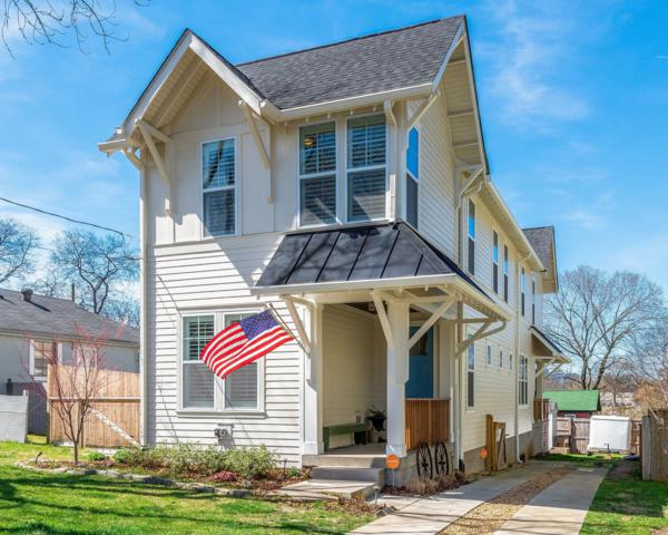 716 S 12Th St, Nashville, TN 37206 (MLS #2021336) :: Oak Street Group
