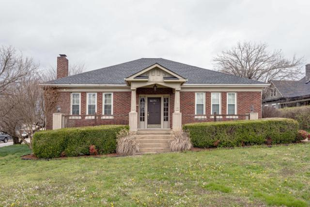 824 Trotwood Avenue, Columbia, TN 38401 (MLS #2021386) :: Central Real Estate Partners