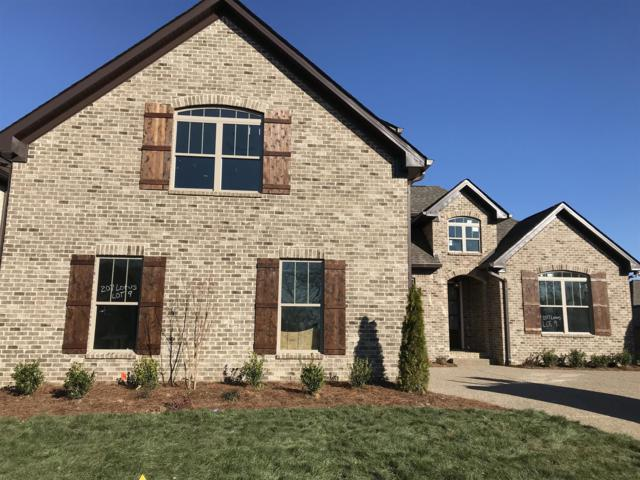 207 Lotus Court, Hendersonville, TN 37075 (MLS #2021414) :: RE/MAX Homes And Estates